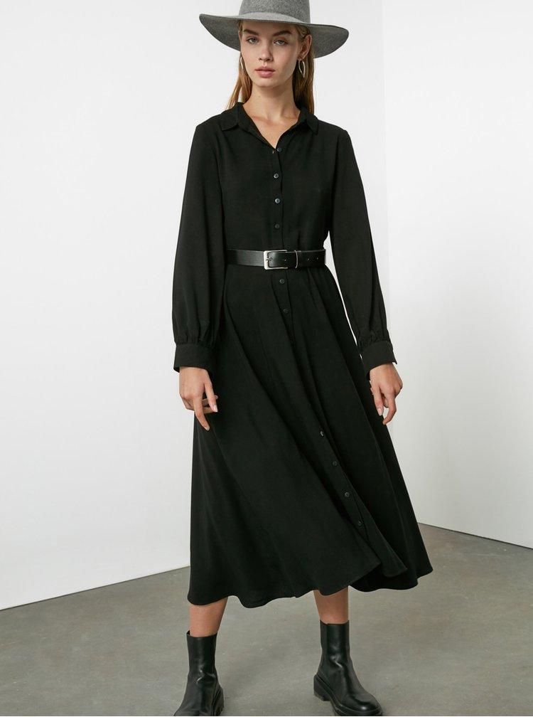Rochii pentru serviciu pentru femei Trendyol - negru