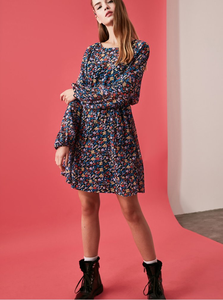 Rochii casual pentru femei Trendyol - albastru
