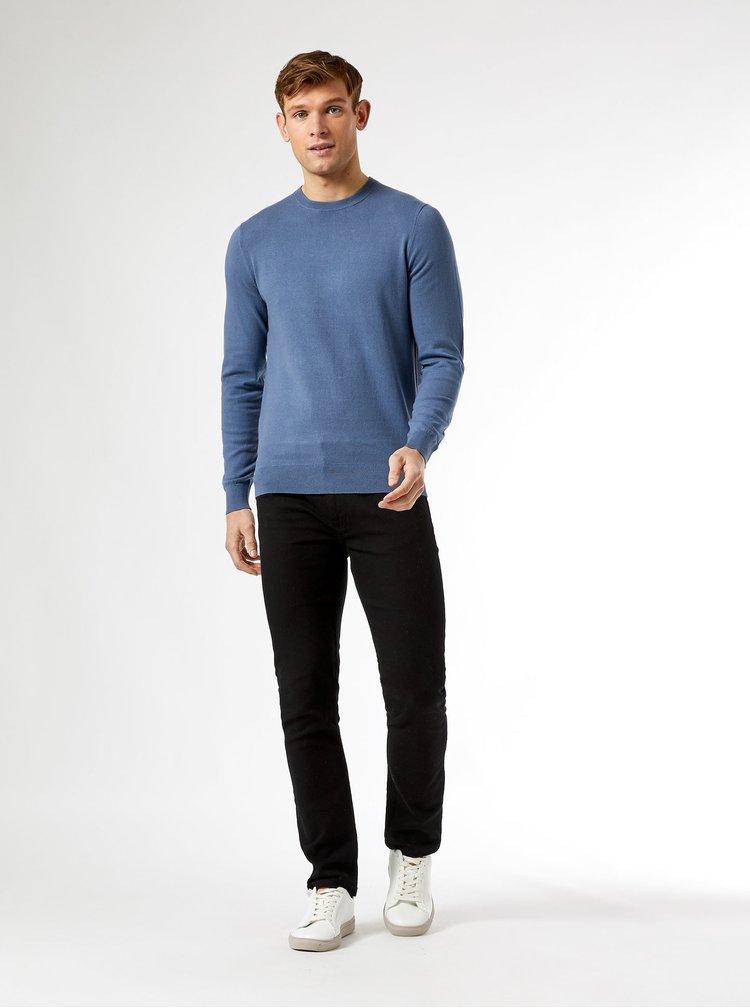 Pulovere pentru barbati Burton Menswear London - albastru