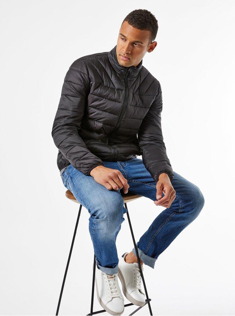 Jachete de iarna pentru barbati Burton Menswear London - negru
