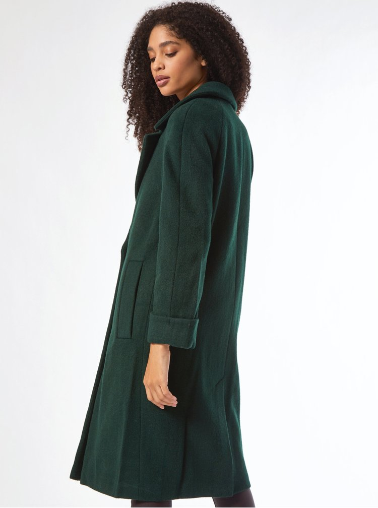 Marimi curvy pentru femei Dorothy Perkins - verde inchis