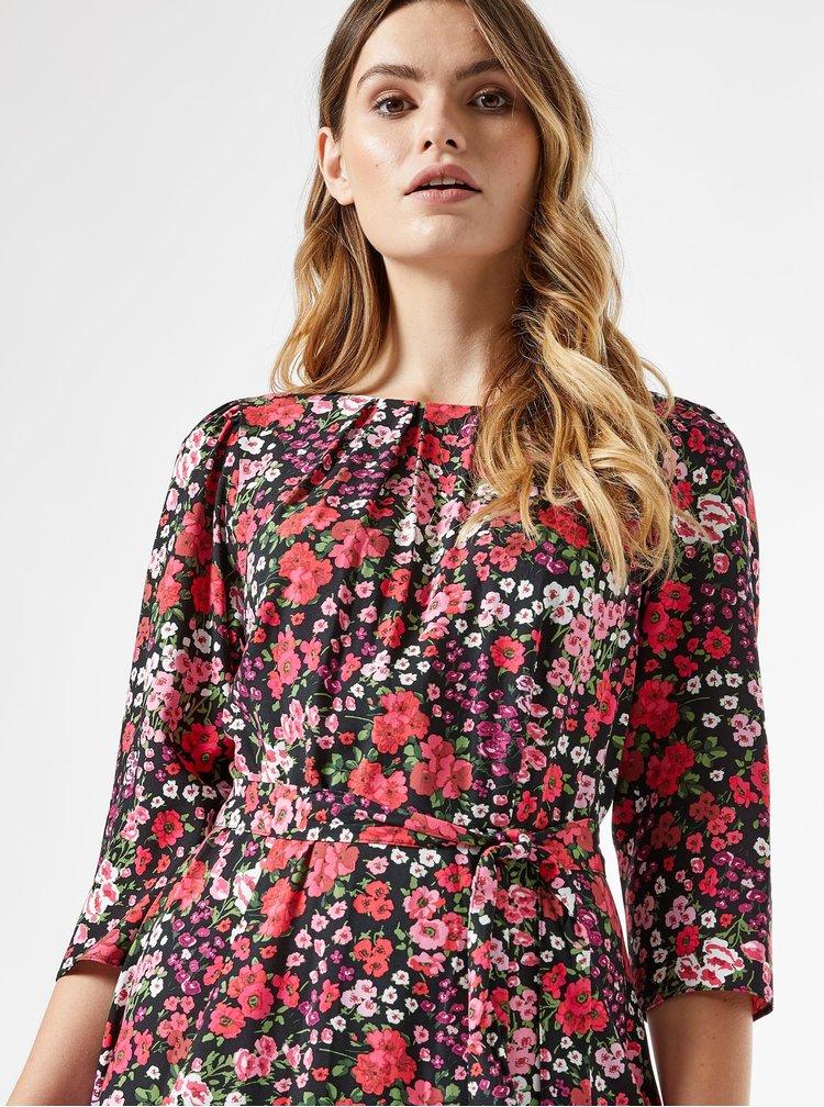 Marimi curvy pentru femei Billie & Blossom - rosu