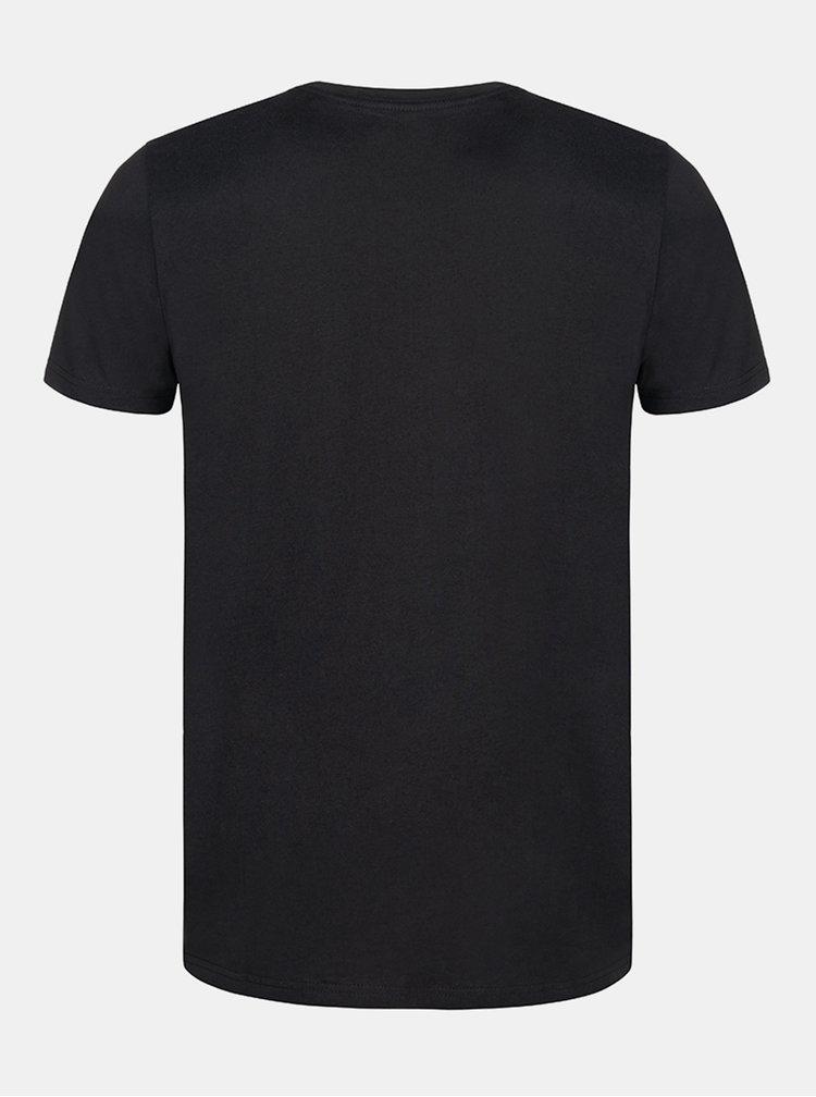 Černé pánské tričko LOAP Benson