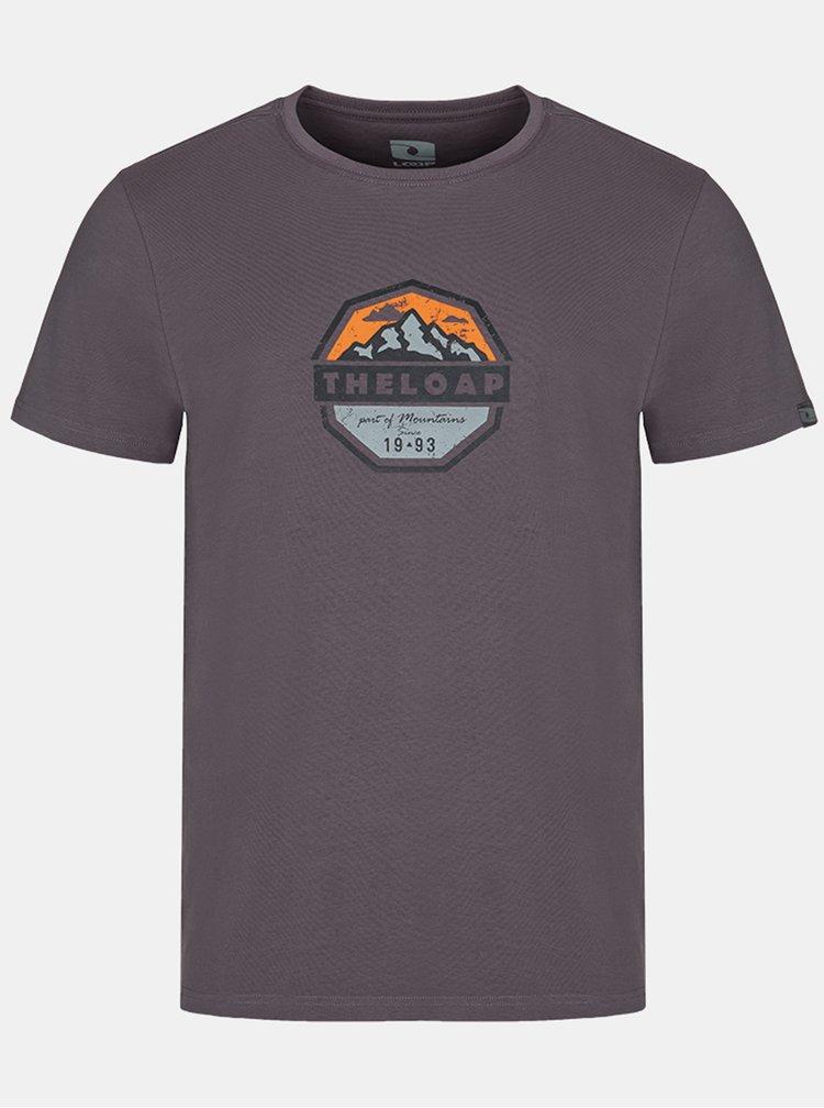 Tricouri pentru barbati LOAP - gri