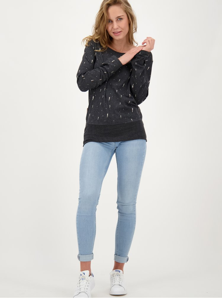 Bluze pentru femei Alife and Kickin - negru