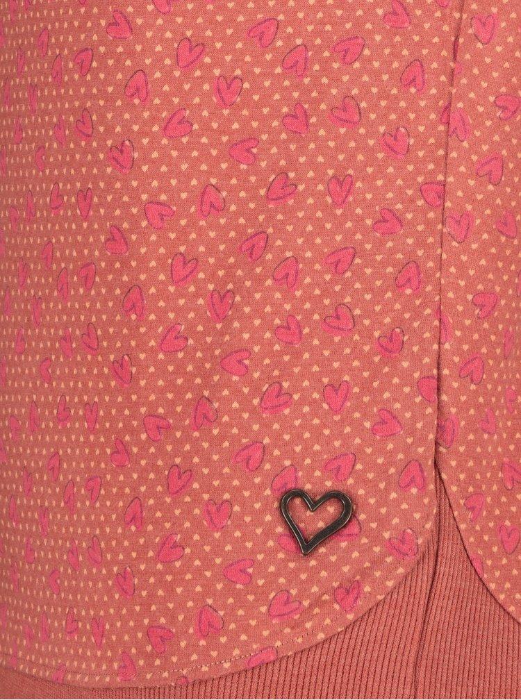 Tricouri pentru femei Alife and Kickin - roz