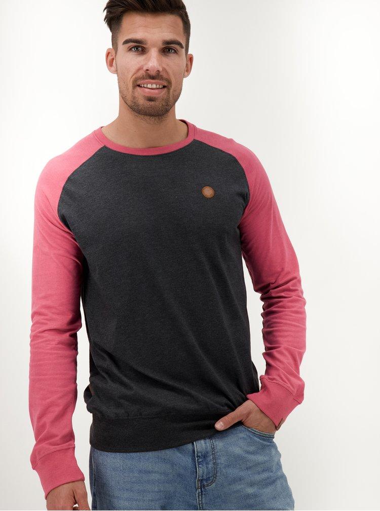 Bluze pentru barbati Alife and Kickin - negru