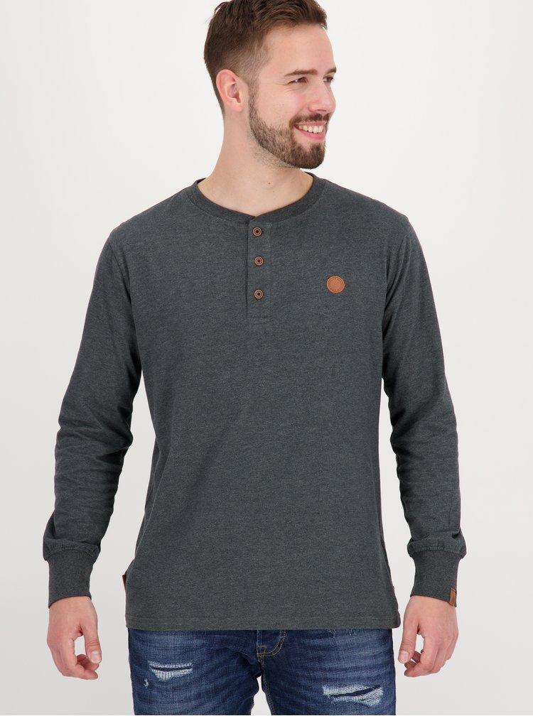 Bluze pentru barbati Alife and Kickin - gri