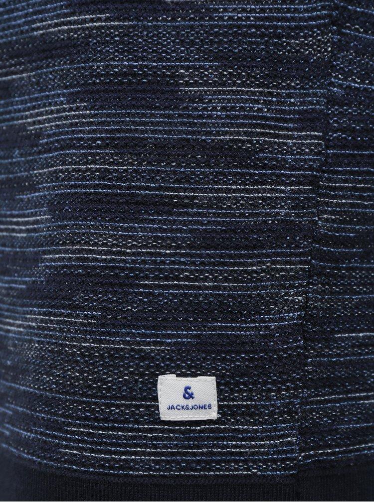 Pulovere pentru barbati Jack & Jones - albastru