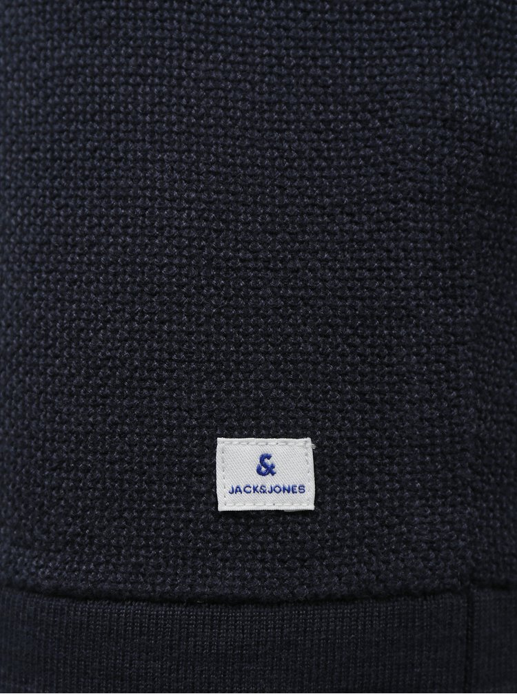 Tmavě modrý svetr Jack & Jones Jeans