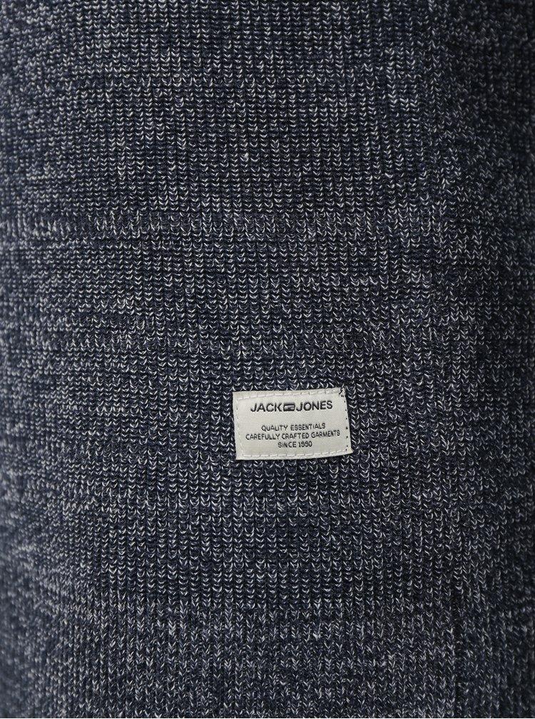 Pulovere pentru barbati Jack & Jones - albastru inchis