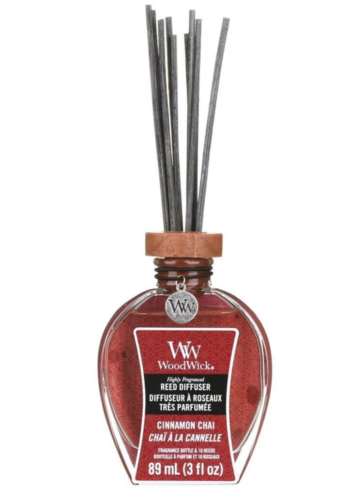 WoodWick aroma difuzér Cinnamon Chai