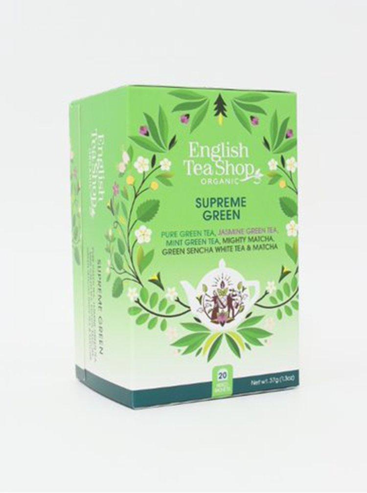 Ceai, cafea si vin English Tea Shop - verde