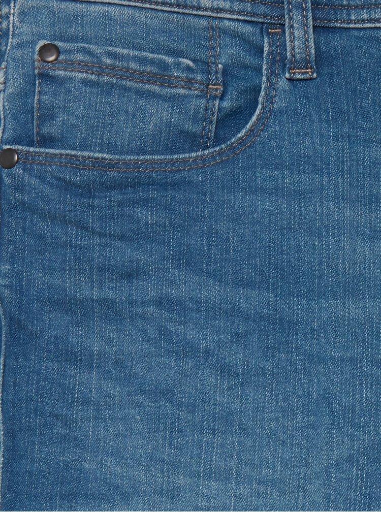 Slim fit pentru barbati Blend - albastru