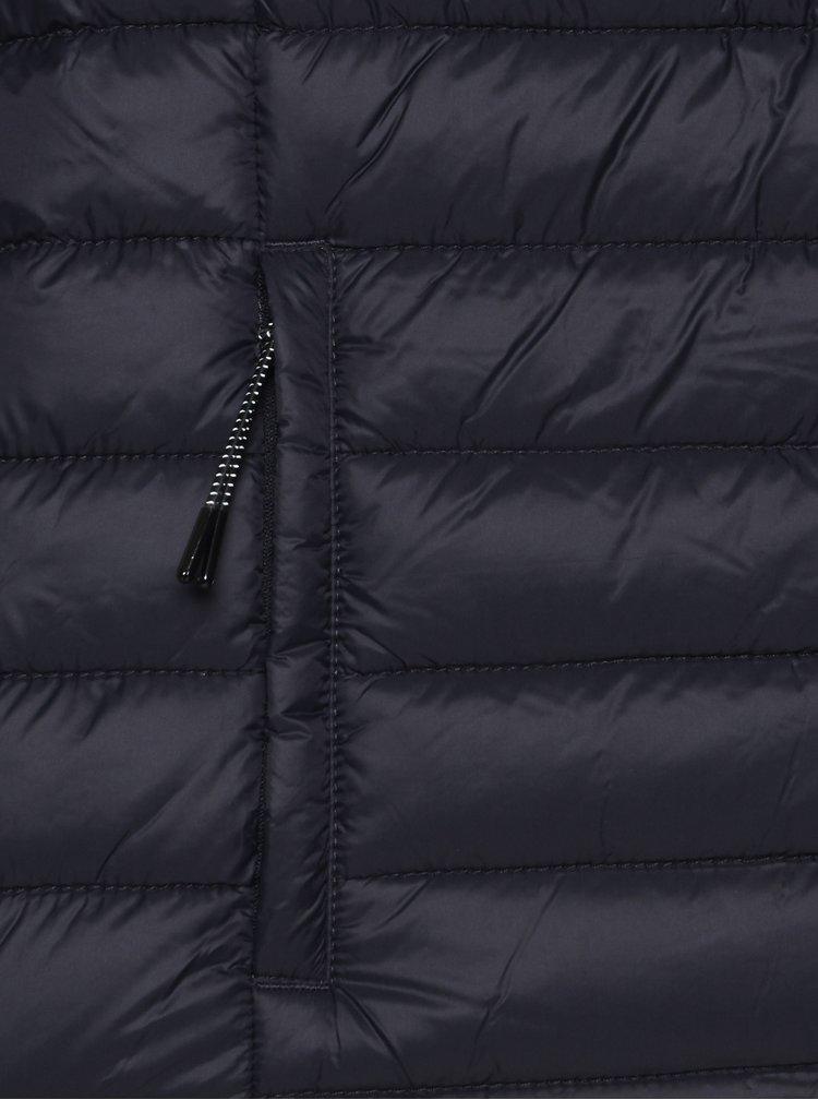 Jachete de iarna pentru barbati Blend - albastru inchis