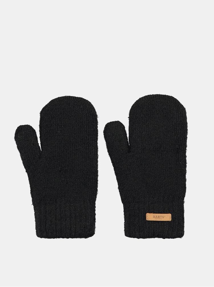 Černé dámské rukavice Barts