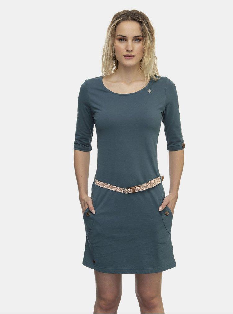 Rochii casual pentru femei Ragwear - albastru