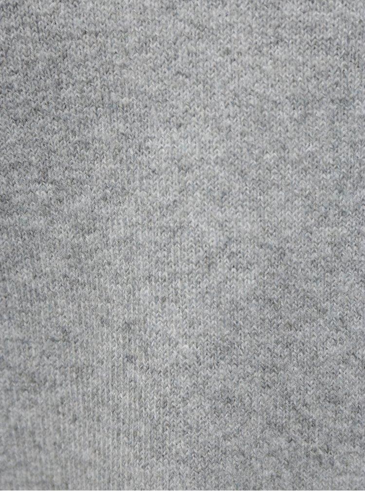 Pulovere pentru femei Jacqueline de Yong - gri deschis