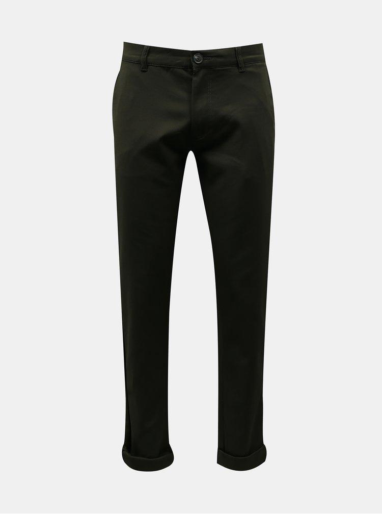 Pantaloni chino pentru barbati Blend - kaki