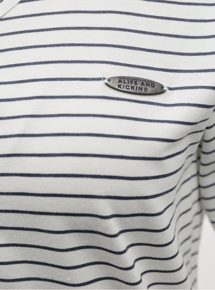 Bluze pentru femei Alife and Kickin - alb