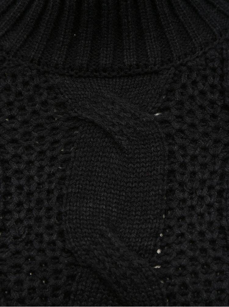 Černý svetr Jacqueline de Yong Julia