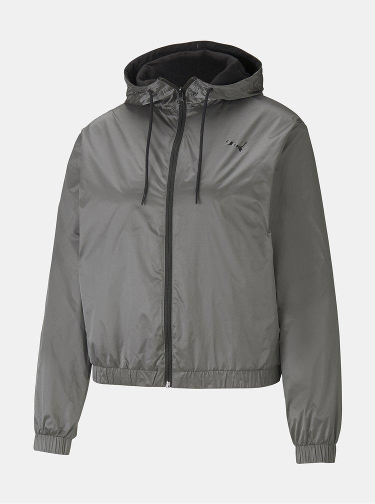 Jachete si tricouri pentru femei Puma - gri