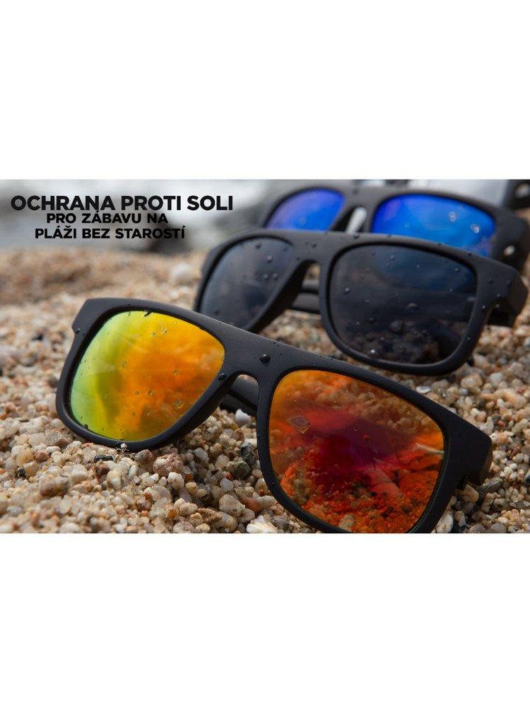 Verdster Islander černé sluneční brýle