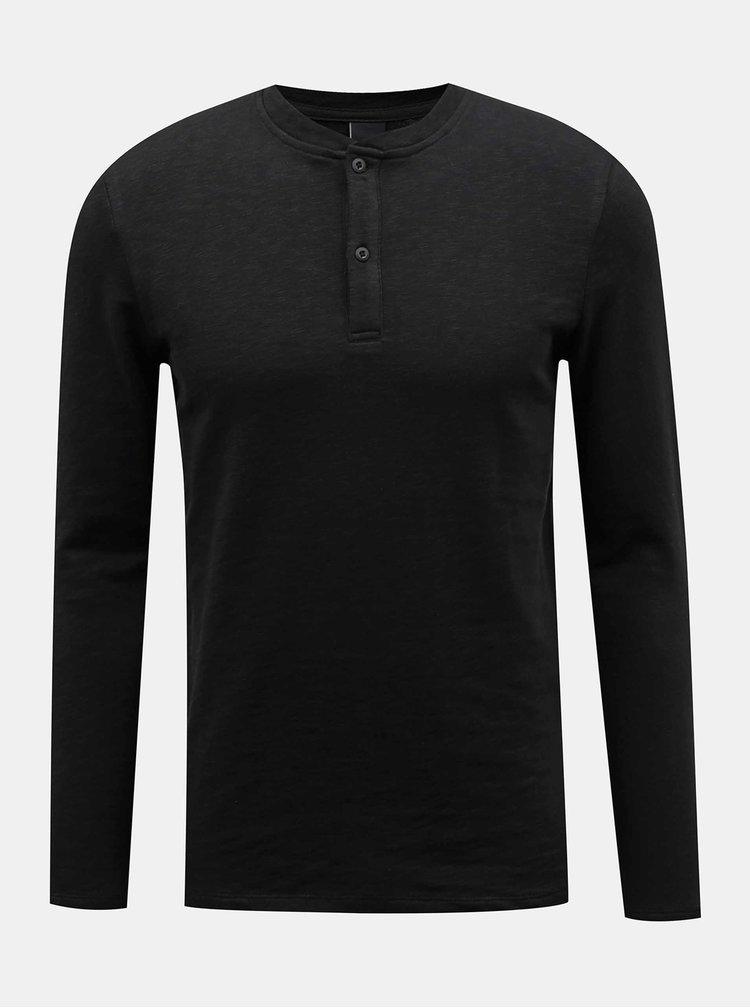 Černé pánské tričko ZOOT Henri