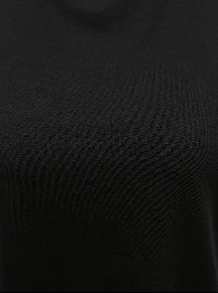 Topuri si tricouri pentru femei TALLY WEiJL - negru