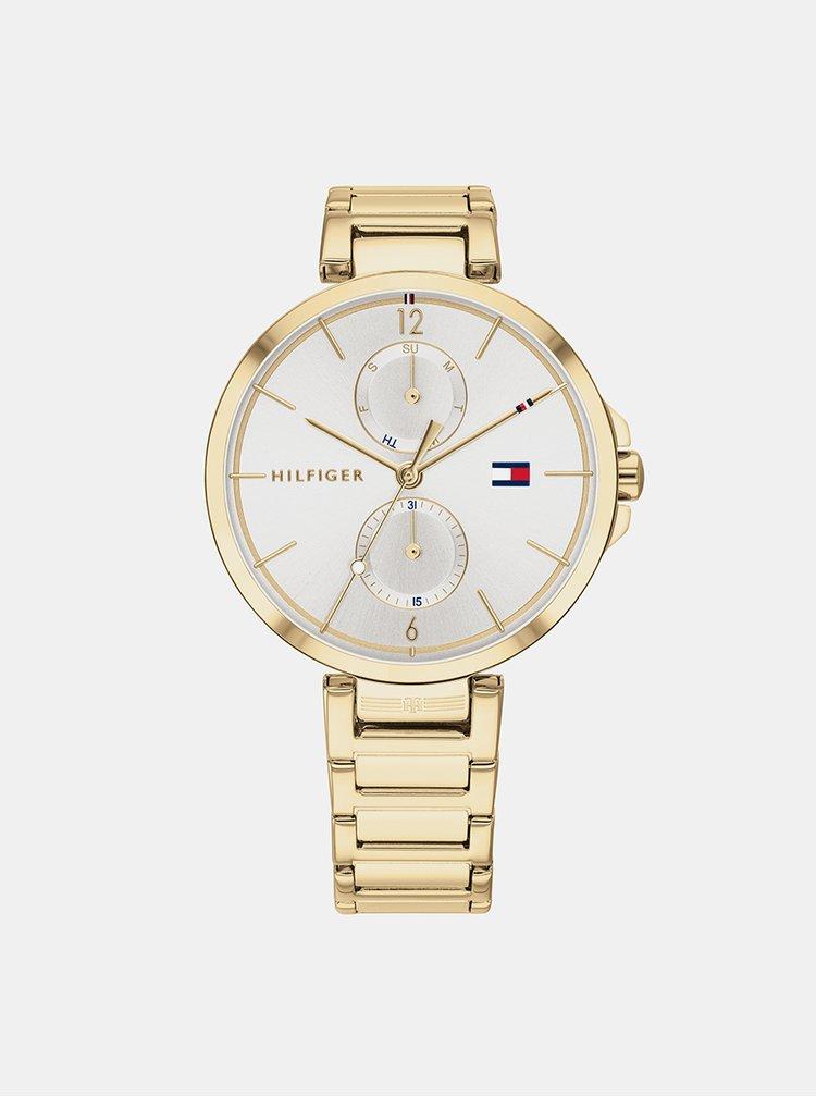 Ceasuri pentru femei Tommy Hilfiger - auriu