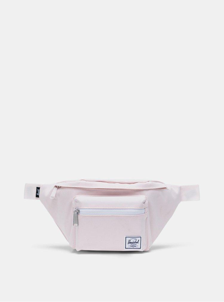 Borsete pentru femei Herschel Supply - roz deschis