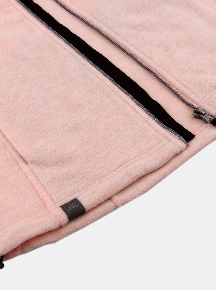 Jachete si tricouri pentru femei Hannah - roz