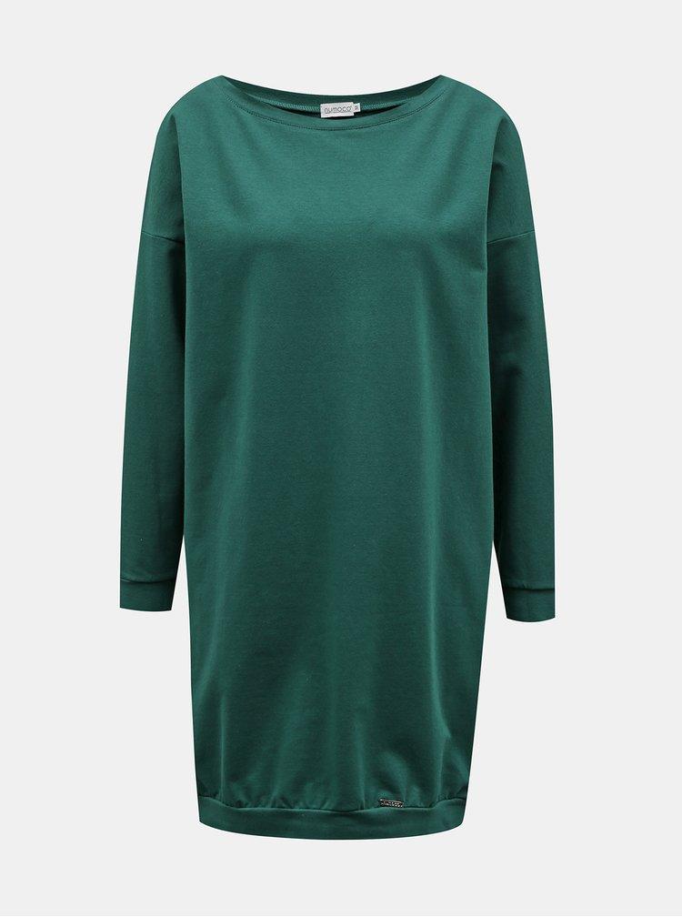 Rochii casual pentru femei numoco - verde
