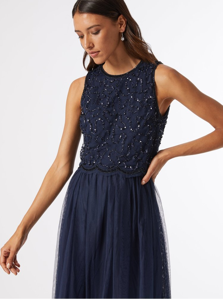 Rochii casual pentru femei Dorothy Perkins - albastru inchis
