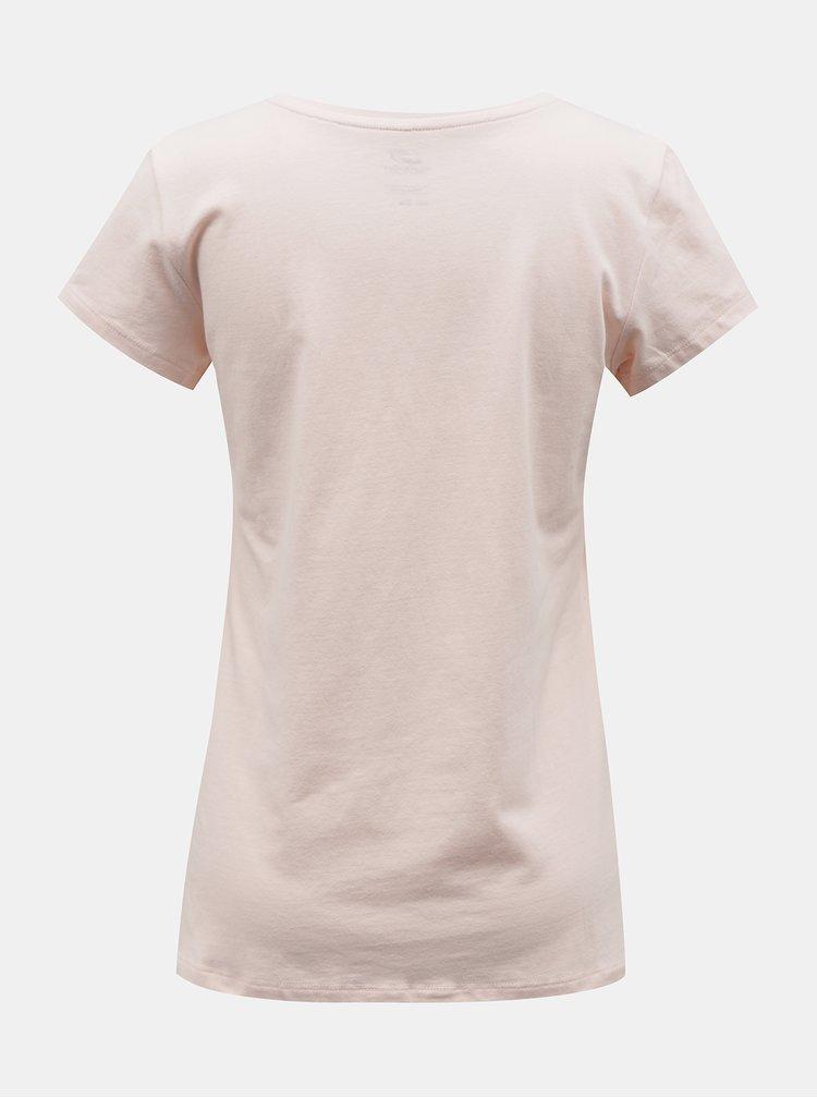 Topuri si tricouri pentru femei Hannah - roz