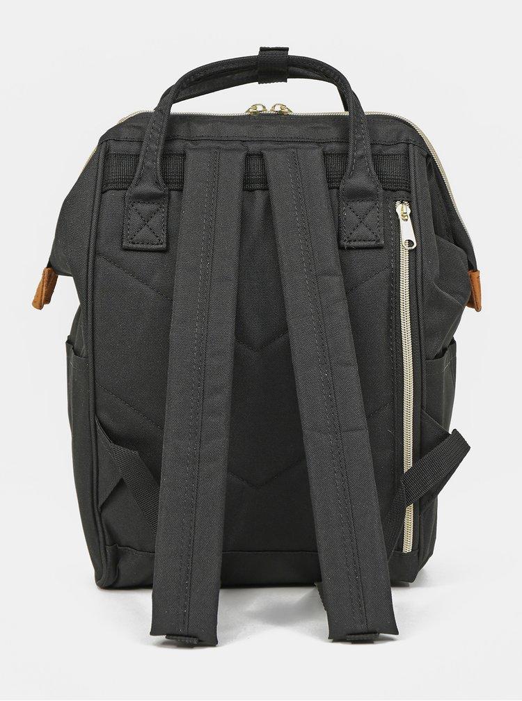Černý batoh Anello 10 l