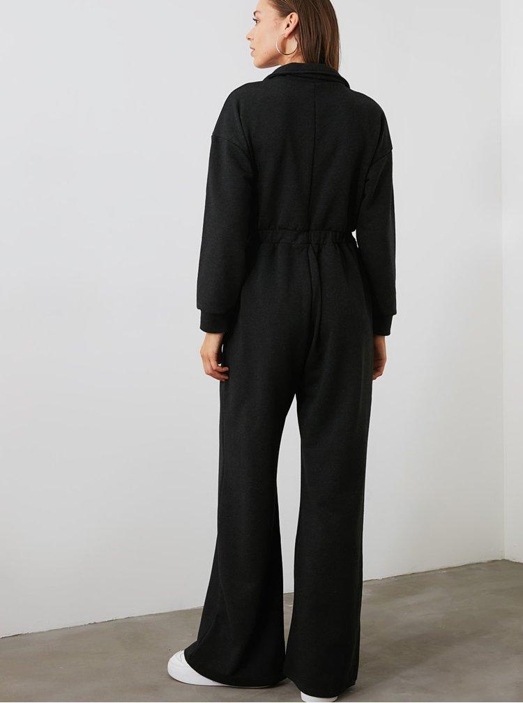 Sarafane pentru femei Trendyol - negru
