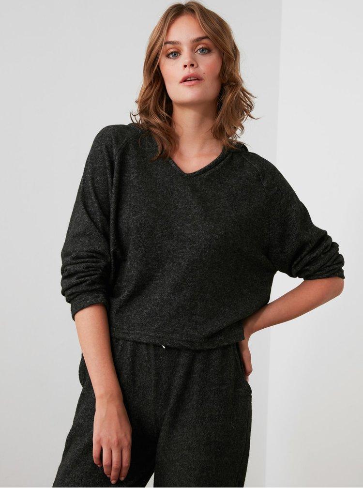 Bluze pentru femei Trendyol - negru