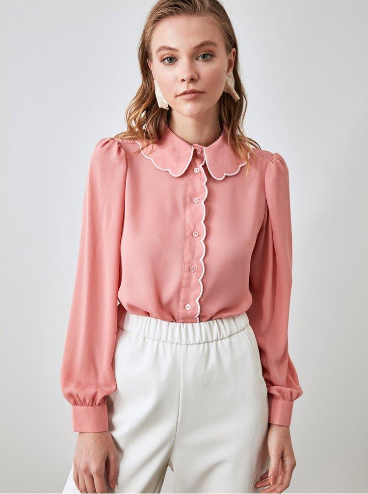 Camasi pentru femei Trendyol - roz