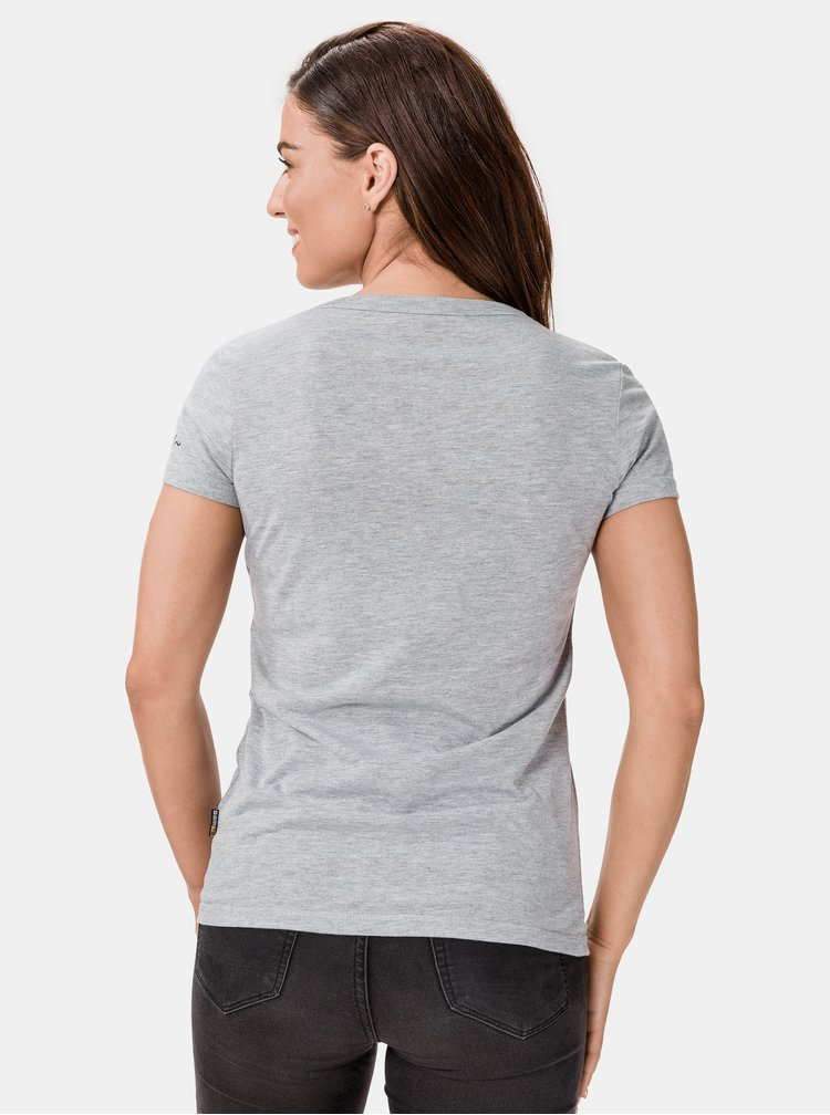 Tricouri pentru femei SAM 73 - gri deschis