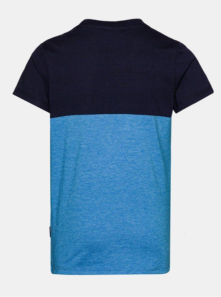 Modré klučičí tričko SAM 73