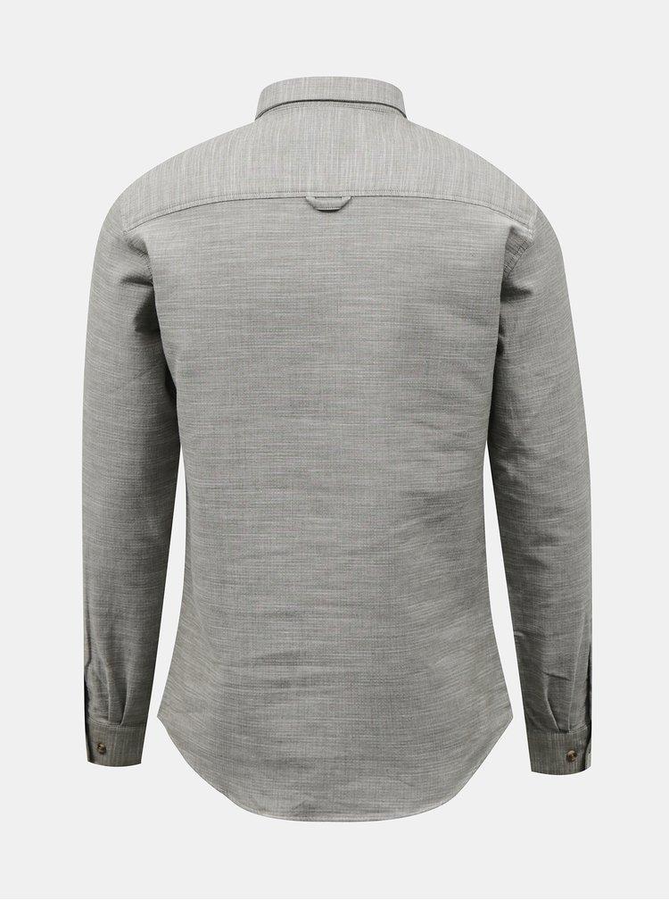 Camasi casual pentru barbati Shine Original - gri