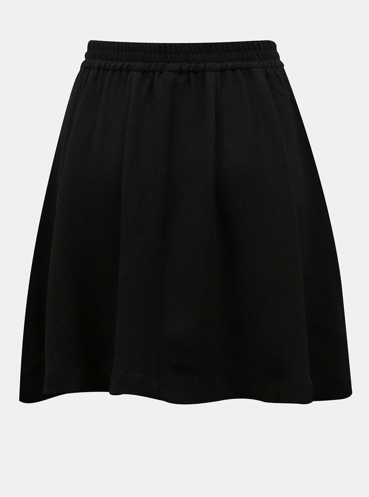 Černá dámská sukně VERO MODA