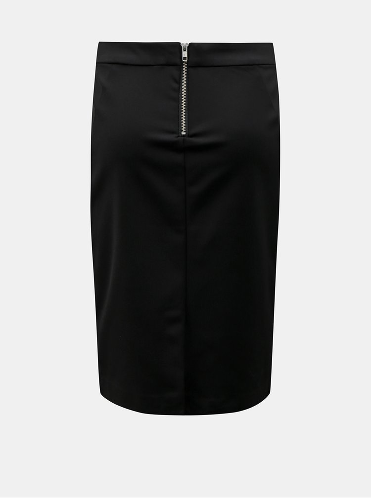 Černá pouzdrová sukně VERO MODA