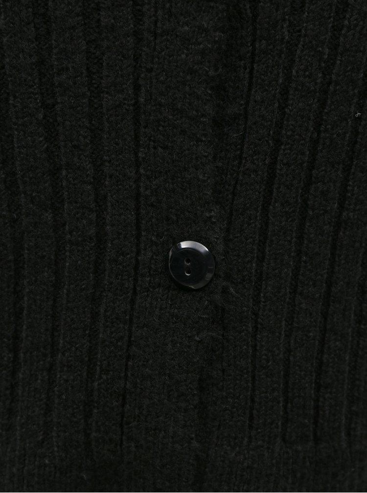 Černý kardigan Noisy May