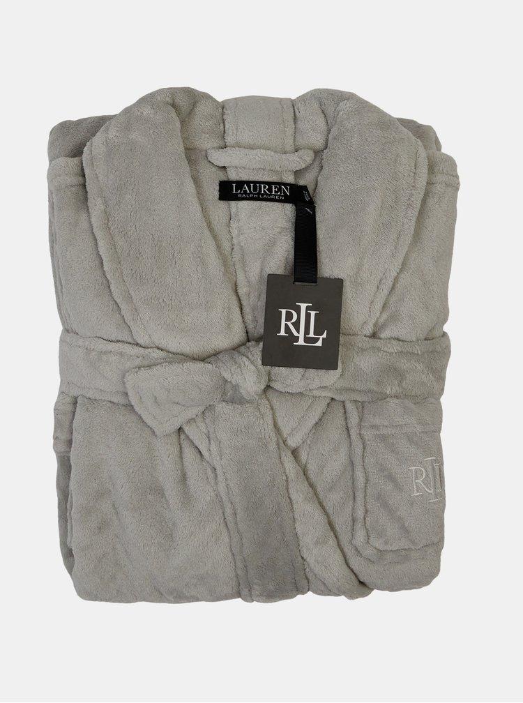Halate de baie pentru femei Lauren Ralph Lauren - gri