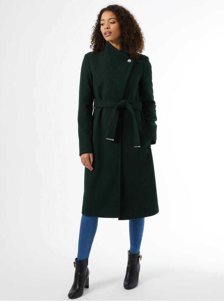 Marimi curvy pentru femei Dorothy Perkins Tall - verde inchis