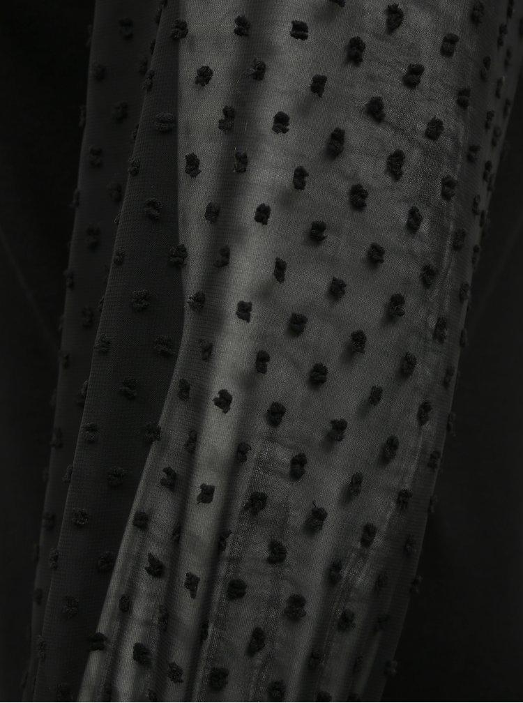 Černý svetr Dorothy Perkins Curve