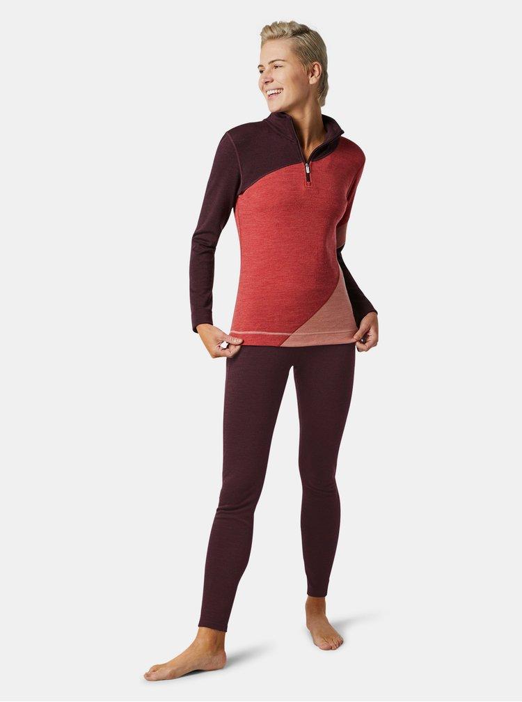 Topuri si tricouri pentru femei Smartwool - roz