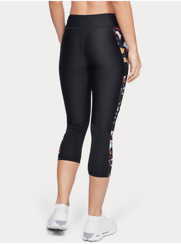 Kompresní legíny Under Armour Speed Stride Printed Capri